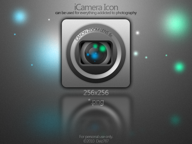 iCamera Icon by Deiz787