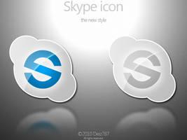 Skype Icons by Deiz787