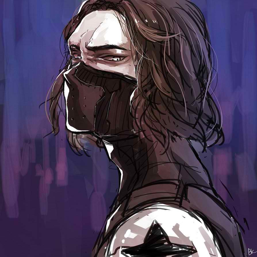 Bucky x Reader x Avengers: Smile 1 by JazzyNekoKetsueki on