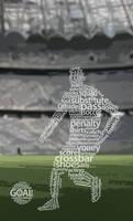 Football typography