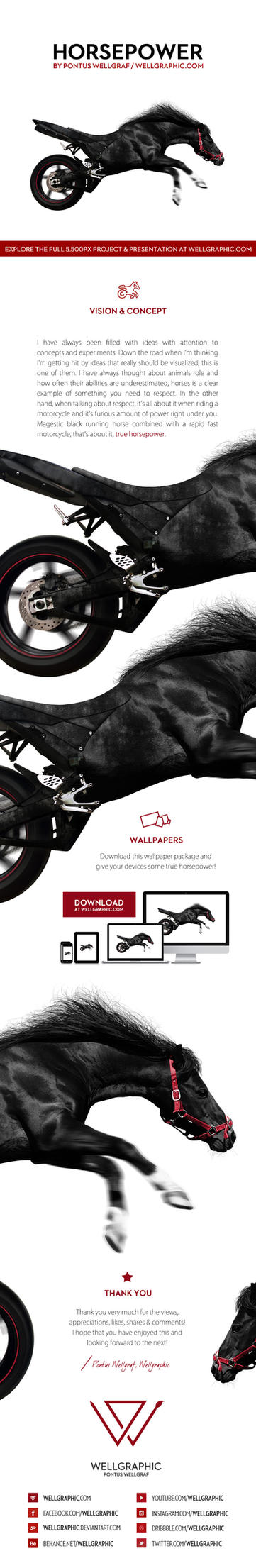 HORSEPOWER by wellgraphic