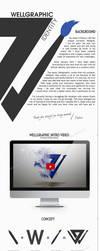 WELLGRAPHIC IDENTITY by wellgraphic
