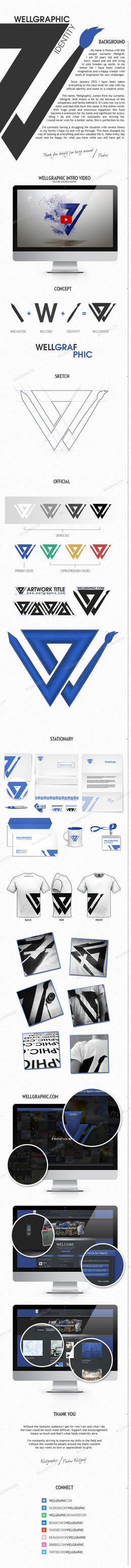 WELLGRAPHIC IDENTITY by wellgraphic