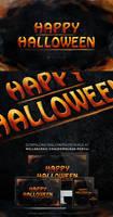 Happy Halloween Wallpaper package
