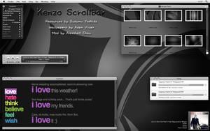 Kenzo Scrollbar by alexshellzhou