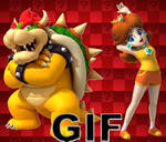 Princess Daisy owned Bowser