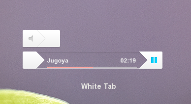 White Tab by deCoby