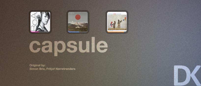 Capsule Mod by DreadedKilla