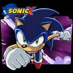 Sonic X (06) Folder Icon