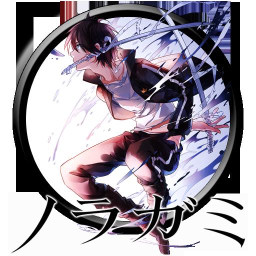 Noragami (023) Circle Icon by TpaBoOkyP