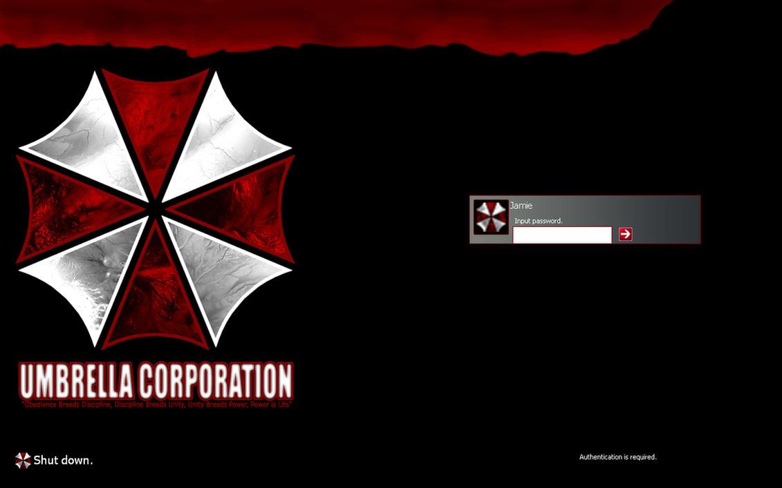 Umbrella Corporation by hebitenma