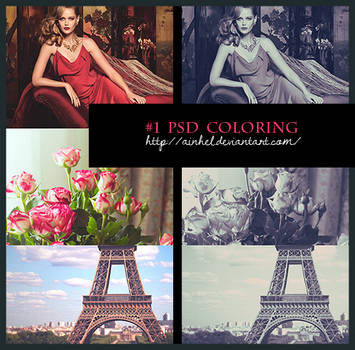 #1 PSD Coloring