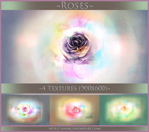 #4 Texture Pack - Roses