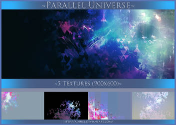 #7 Texture Pack (900x600) - Parallel Universe