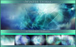 #9 Texture Pack (900x600) - Winter Storm