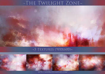 #10 Texture Pack - The Twilight Zone