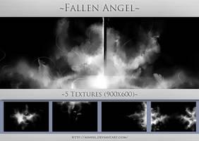 #11 Texture Pack (900x600) - Fallen Angel by Ainhel