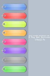 #1 Png Buttons Pack
