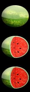 Watermelon Start Orb by jeremebp