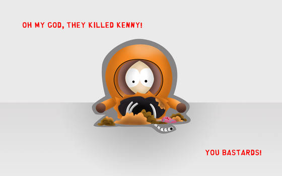 Wallpaper Kenny South Park