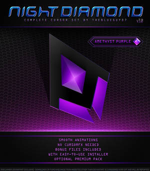Night Diamond v3.0 | Amethyst Purple