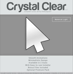 Crystal Clear v4.1 | Material Light