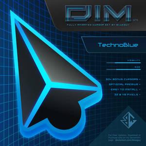 DIM v4   TechnoBlue