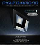 Night Diamond v3.0 | Opal White (Iridescent)