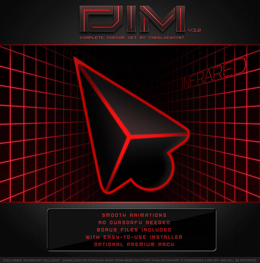 DIM v3.2 | InfraRed by BlooGuy