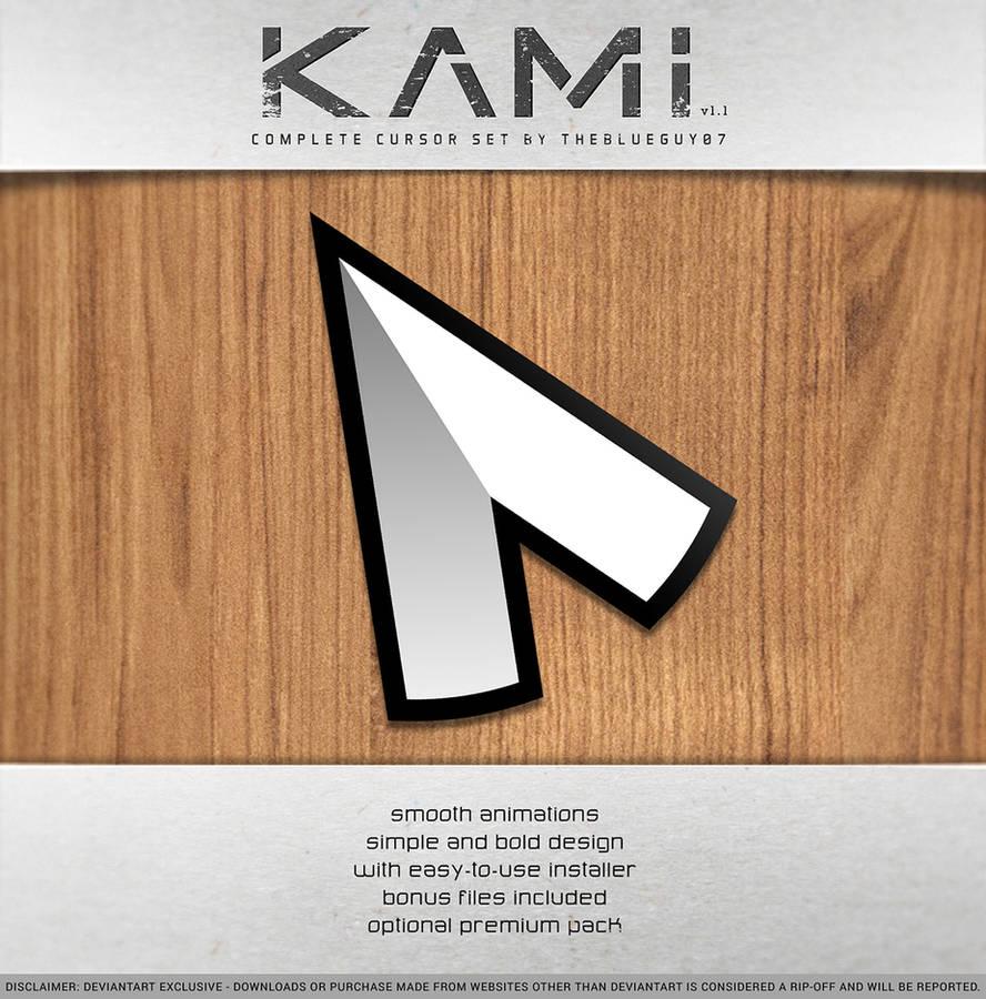 Kami V1 1 By Blooguy On Deviantart