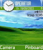 Nature Theme for Nokia 6600 by abps