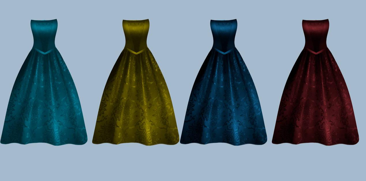 dress by Irina-Ponochevnaya