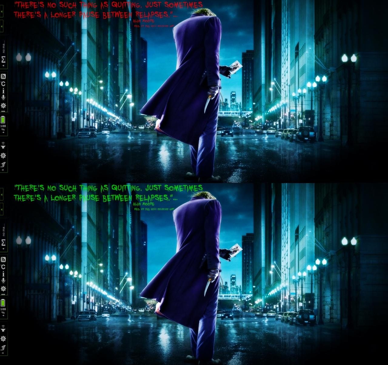 motivational quotes joker font by herakler on