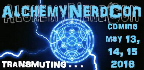 Alchemy Nerd Con teaser