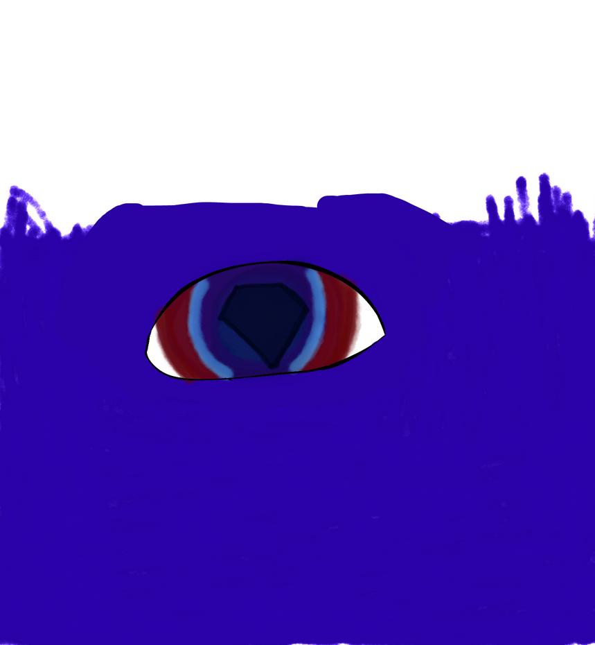 dragon eye of my avatar by lyrathelidragon