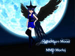 MMD/MLP - Nightmare Moon Model DL (OLD)