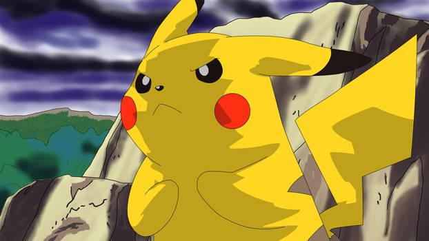 Pikachu Thunderstorm