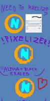 Free Pixeliser brush for FireAlpaca/Medibang