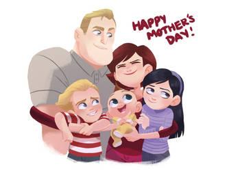 Happy Mother's Day! by kianamai