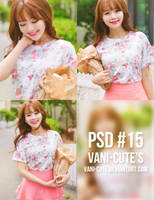PSD COLORING #10 by vani-cute