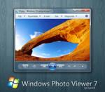 Windows 7 Photo Viewer 7 style