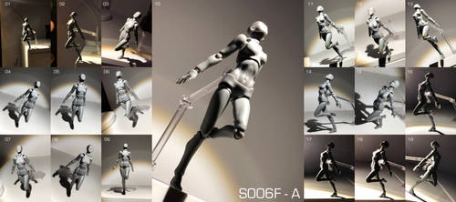 S006F - A by BJD-poses