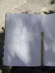 Animated sketch