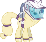Rarity in protection suit