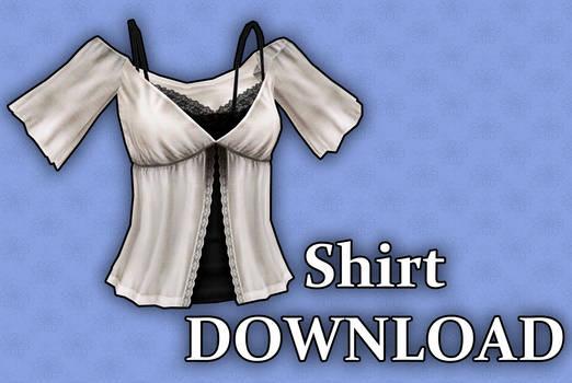 [MMD] Shirt DL