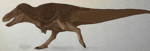 T Rex camouflage fluff by Dinodc98