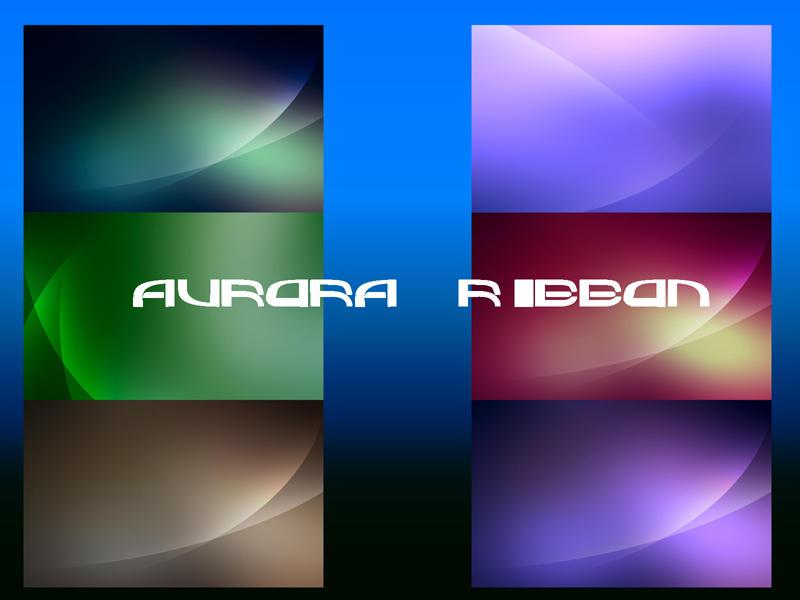 Aurora Ribbon by VistaDude