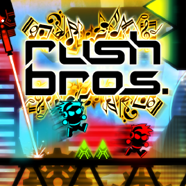 Rush Bros. is now on Greenlight! by Deathkiller