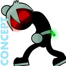 Raver Zombie (Concept)