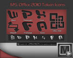 Ms. Office 2oo8 Token Icons